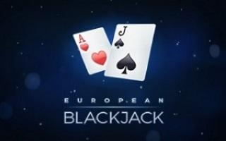 EuropeanBlackjack